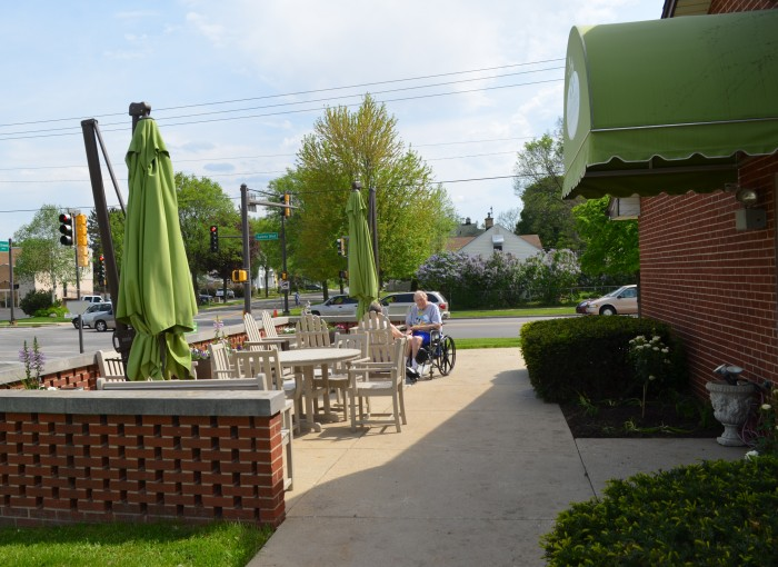 Elmwood Terrace Speech Therapy Illinois Patios